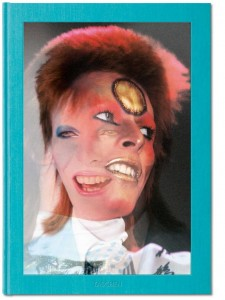 Mick Rock. The Rise of David Bowie, 1972–1973. Lenticular cover