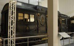 Centrale Montemartini. La nuova sala del treno di Pio IX