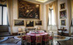 Casino dell'Aurora Pallavicini. L'arte sposa il vino nel cuore di Roma
