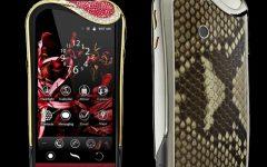 Smartphone di lusso. Luxury & Hi Tech