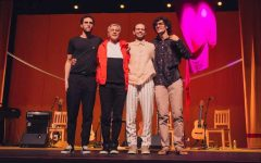 Caetano Veloso and Sons in tour all'Auditorium
