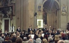 The Lincoln Youth Symphony in concerto a Roma