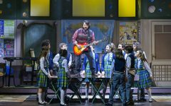 Lillo in School of Rock al Sistina. Sino al 31 Marzo