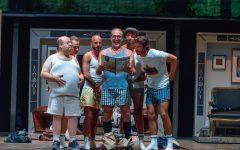 The Full Monty il Musical, al Sistina