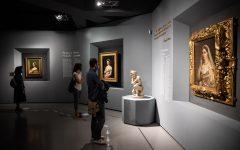 Alle Scuderie del Quirinale, RAFFAELLO 1520 – 1483