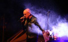 Enrico Ruggeri canta Sergio Endrigo alla Cascata delle Marmore