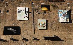 Insieme. Le Mura Aureliane diventano galleria d'arte