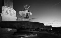 L'imbrunire. Roma e altrove,  fotografie di Giancarlo Pediconi